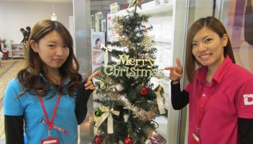 REBEAU太田店からのクリスマスプレゼント!
